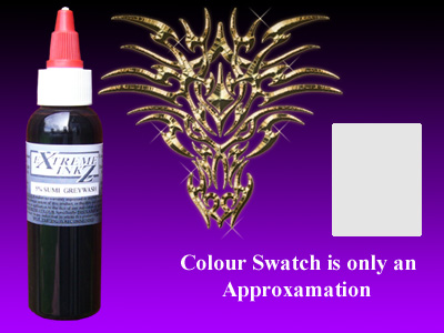 NEW LARGER BOTTLE 250mll - 5% Extreme Sumi Greywash