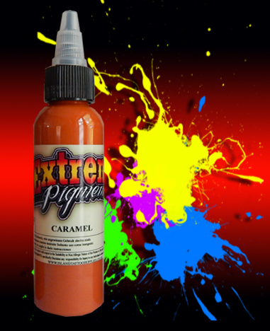 2oz/60ml Extreme Caramel