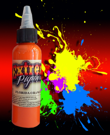 4oz/120ml Extreme Florida Orange