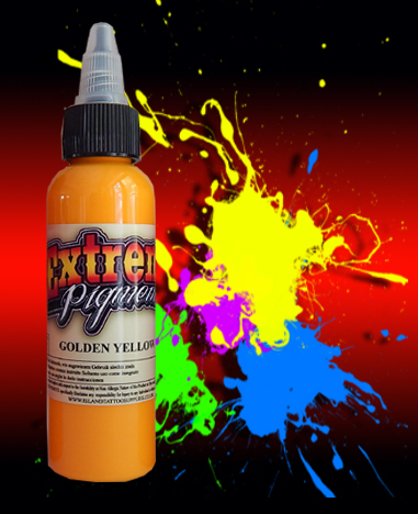 4oz/120ml Extreme Golden Yellow