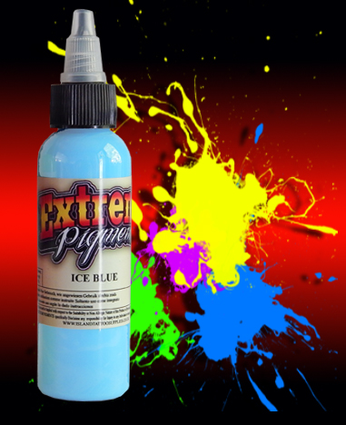 2oz/60ml Extreme Ice Blue
