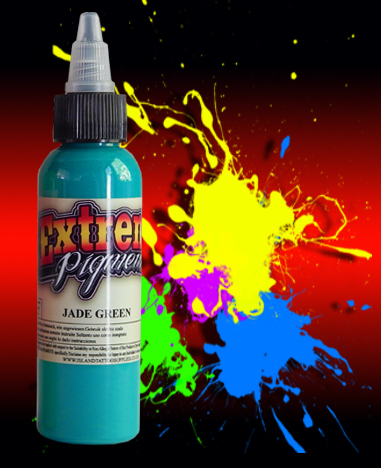 25ml Extreme Jade Green
