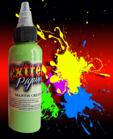 2oz/60ml Extreme Mantis Green