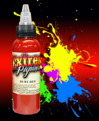 25ml Extreme Ruby Red