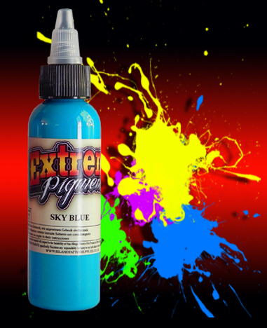 2oz/60ml Extreme Sky Blue