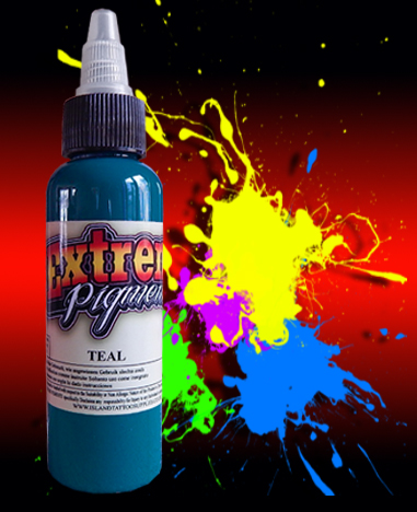 4oz/120ml Extreme Teal